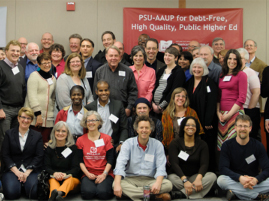 AAUP Oregon & Western Regional Collective Bargaining Congress Meeting