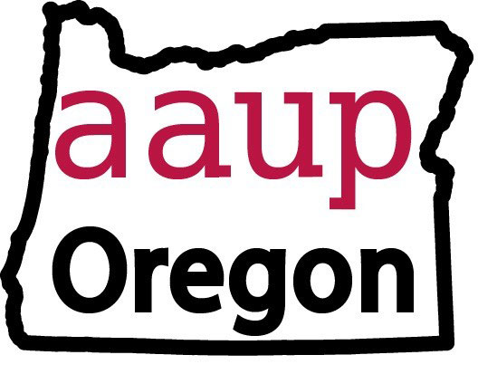 AAUP Oregon logo